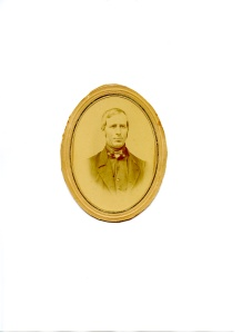 Heinrich Carl Wilhelm Bormann (1824 - 1894) - einer der letzten Fuhrherren Buntenbocks - Aufnahme um 1870