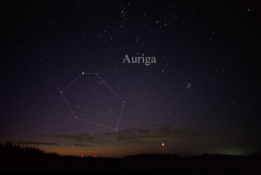 Auriga - Fuhrmann