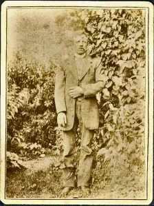 Christian Bormann, geb. 1858 in Buntenbock, übernahm den Fuhrhandel von seinem Vater Heinrich Carl Wilhelm Bormann. Er ist der letzte Vertreter der Familie, der das Fuhrhandwerk ausübte.