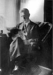 Carl Bormann (1874 - 1942) | Aufnahme um 1940 | Foto: Privat
