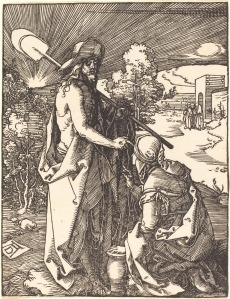 Noli me tangere | Albrecht Dürer (1471-1521) | Washington National Gallery of Art